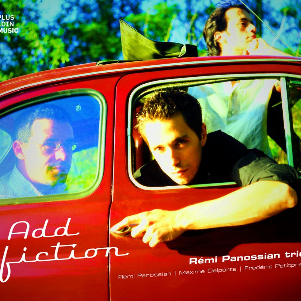 Remi Panossian Trio Add Fiction
